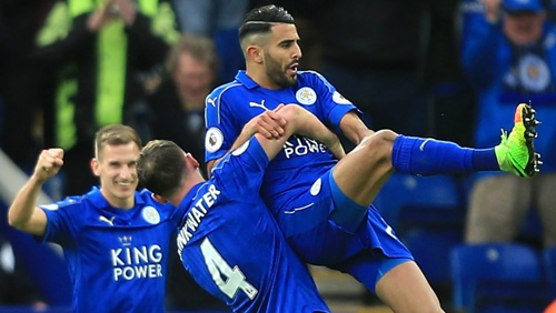 Champions League review: Leicester and Juventus make the last eight