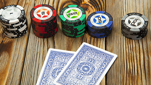Charity poker tales from Party, Stars & Hall v Dentale grudge match