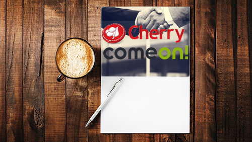 Cherry iGaming & ComeOn! will brand the new business area - ComeOn!
