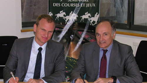 FRANCE'S NATIONAL RACING AND GAMES POLICE SERVICE AND SPORTRADAR JOIN FORCES TO PROTECT SPORT'S INTEGRITY