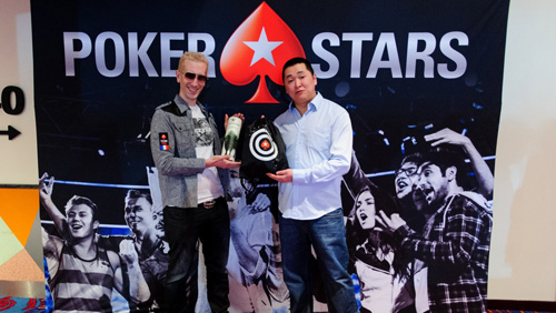 Freeroll qualifiers get once in a lifetime experience at Pokerstars Festival Rozvadov