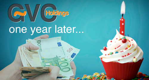 "GVC enjoys ""most significant year"" after reforming Bwin.party"