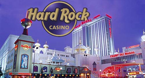 Hard Rock Int'l to buy Atlantic City's Trump Taj Mahal casino