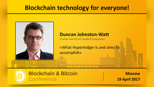 Hyperledger member will take part in Blockchain & Bitcoin Conference Russia