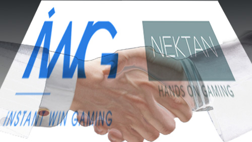 IWG signs deal with Nektan