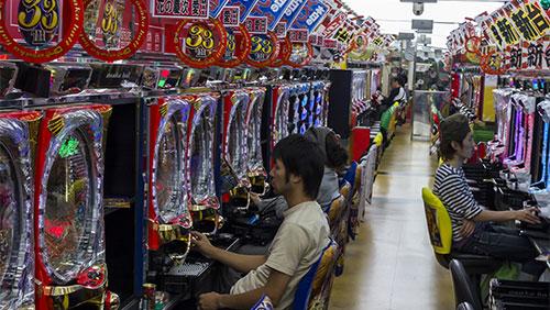 Japan eyes restrictions on multi-billion dollar pachinko industry