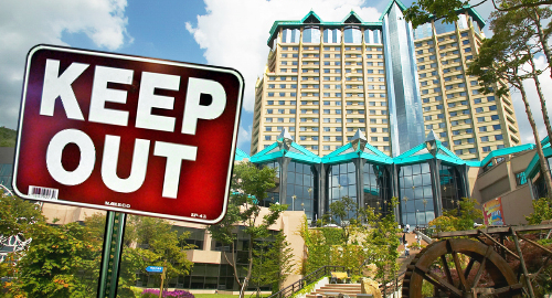 Kangwon Land casino paying problem gamblers to stay away