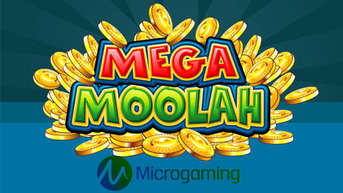 March jackpot on Microgaming's Mega Moolah