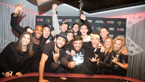 Neymar Jr celebrity poker home game sponsored by Pokerstars raises €52,300 for charity