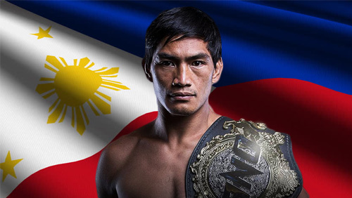 ONE Lightweight World Champion Eduard Folayang to defend title against Ev Ting