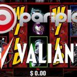 Pariplay Ltd. launches Bloodshot video slot based on Valiant Entertainment comic book hero