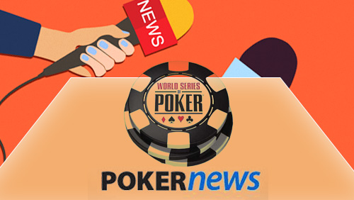 Pokernews returns to wsop as official live reporting team