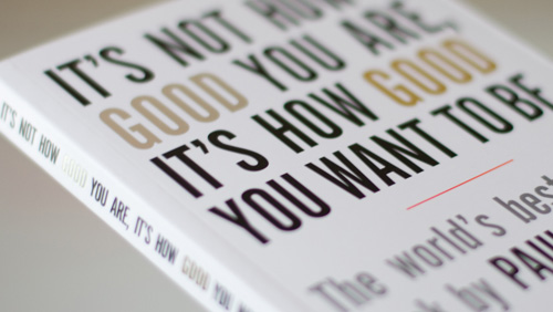 Pokerography: it's not how good you are, it's how good you want to be #3
