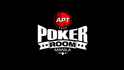 Soft launch of the APT Poker Room Manila at the Winford Hotel & Casino