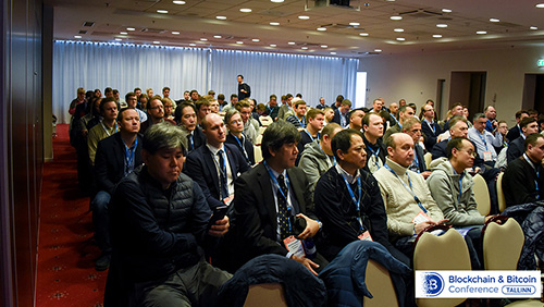 Tallinn hosted the largest blockchain conference in the Baltic states