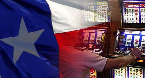 Texas legislator files bill authorizing up to nine casinos