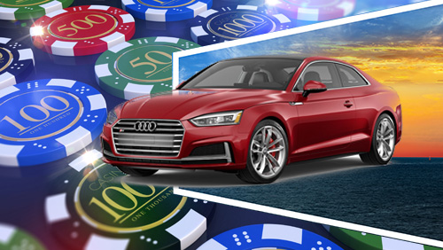 WPT Tournament of Champions winner to drive away with an Audi S5 Coupe