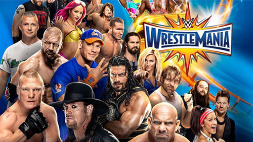 WWE WrestleMania 33 betting odds: The ultimate thrill ride