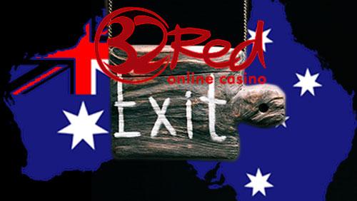 32Red begins Australian exodus; PokerStars players get one last SCOOP