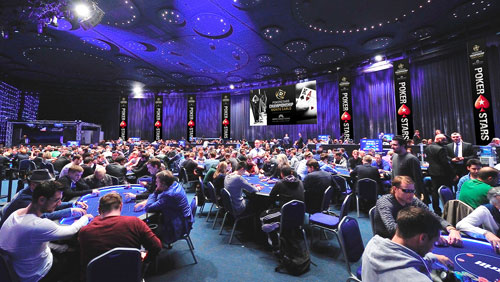 71 EVENTS, SHOT CLOCK, LIVE SPIN & GO AND MORE SET FOR FOURTH POKERSTARS CHAMPIONSHIP