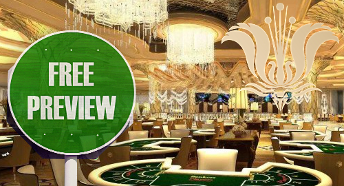 Imperial Pacific previews permanent casino's gaming floor