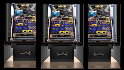Aristocrat to Reveal New Zorro Mighty Cash™ Slot Game at FADJA Colombia 2017 Aristocrat will Exhibit on Stand #10