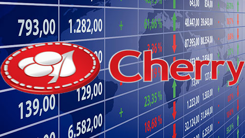 Cherry has called on the option to acquire an additional 7.5 percent of the shares in Almor Holding Ltd