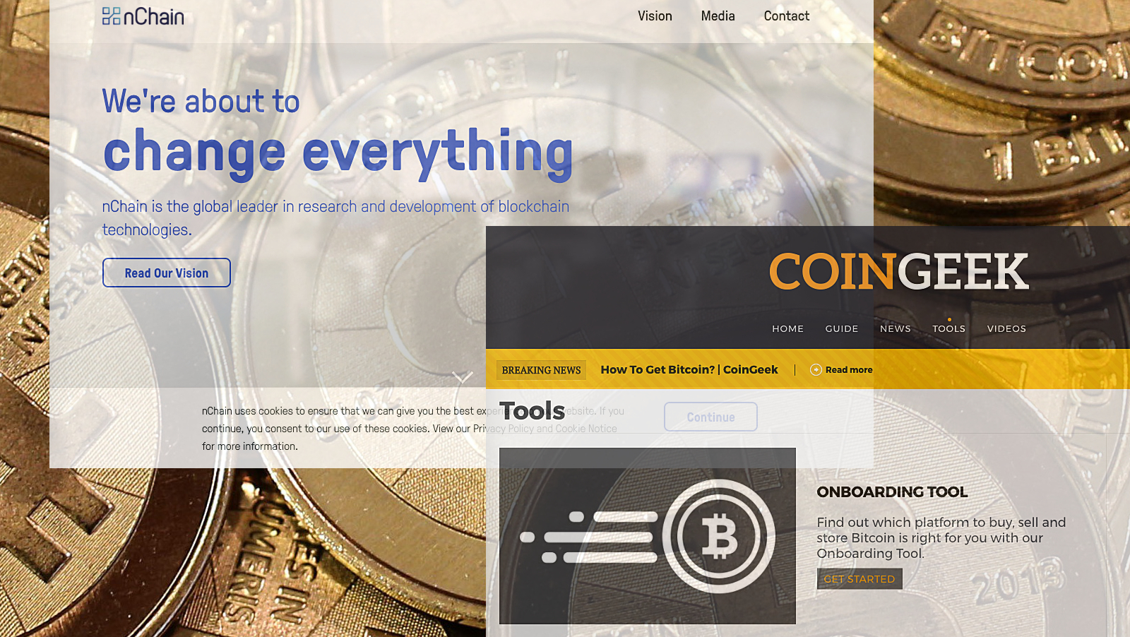 Online gambling should adopt Bitcoin 'onboarding tool'