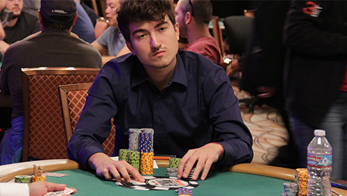 Dzmitry Urbanovich signs with an online poker room…guess who?
