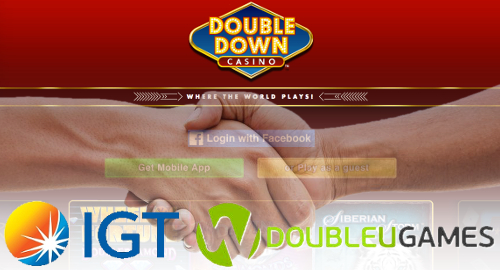 IGT sells DoubleDown social casino ops to South Korea's DoubleU Games for $825m