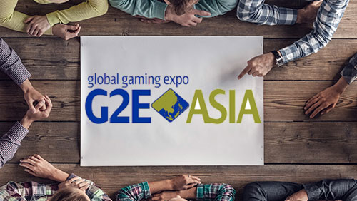 JCM Global takes APAC operators beyond transactions to real connections at G2E Asia