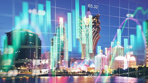 Macau casino stocks in highest level since 2015