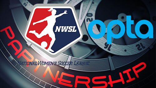 National Women's Soccer League Teams Up with Sports Data Provider Opta