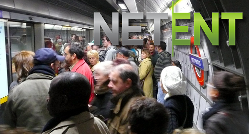 NetEnt has record 39 customers waiting in launch pipeline