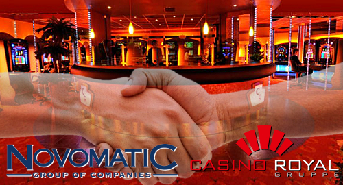 novomatic acquires casino royale