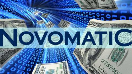 NOVOMATIC records highest revenues in company history