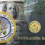 Philippine DOJ indicts Bangladeshi bank heist figures