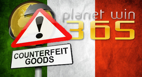 PlanetWin365 is Italy's most counterfeit online betting brand