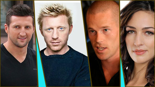 PokerStars & 888Poker roll out the celebs in Monte Carlo & Barcelona