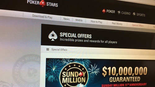 POKERSTARS CELEBRATES 200th POKER MILLIONAIRE