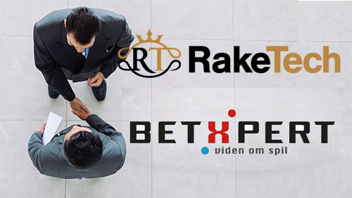 RAKETECH GROUP ACQUIRES BETXPERT.COM AND TURTLE GAMING