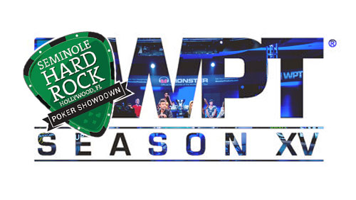 World Poker Tour ends season XV with Seminole Hard Rock Poker Showdown