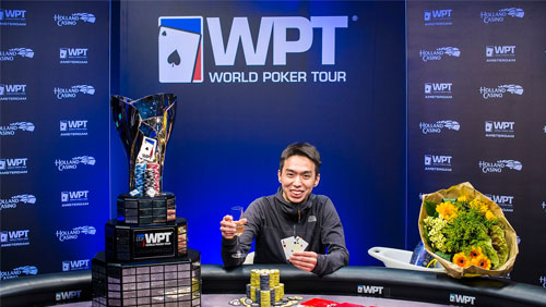 3: Barrels: WPT hits South America; Daniyar wins in the Dam; Klatt class