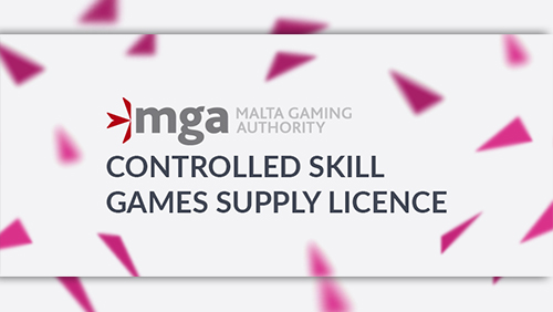 BetConstruct receives MGA Controlled Skill Games supply license