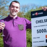 BetStars deliver £50,000 to postman who bet £10 on Chelsea to win league