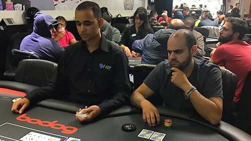 Bodog to sponsor the H2 Poker Club, Sao Paulo