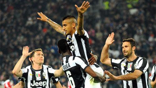 Champions League Review: Juventus cruise past Monaco