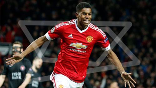 Europa League Review: Rashford rasper puts United in charge