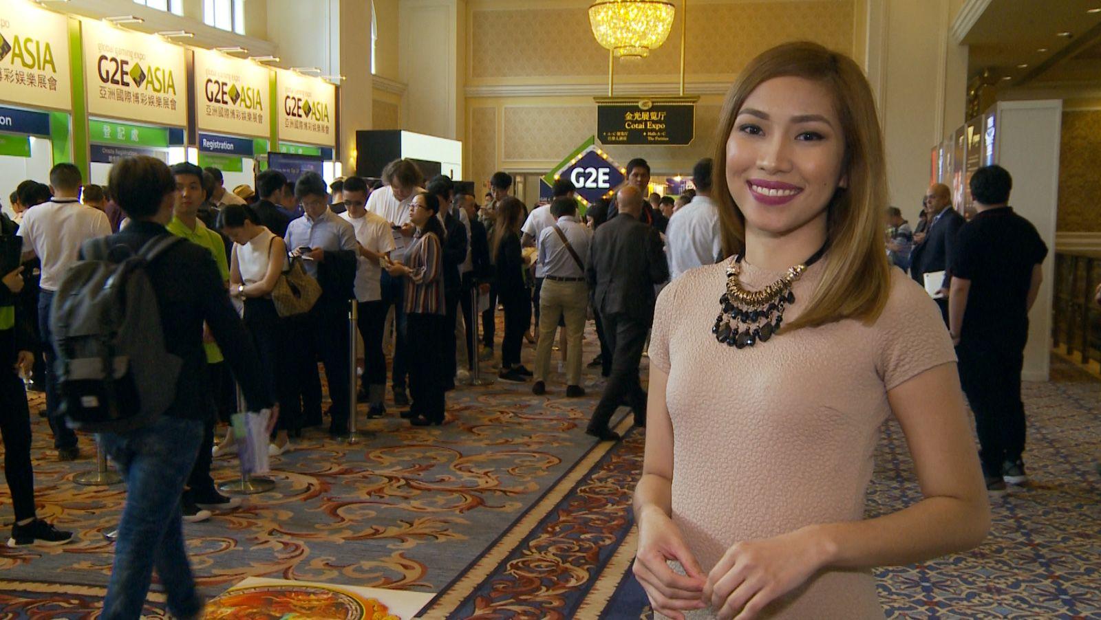 G2E Asia 2017 day 1 recap
