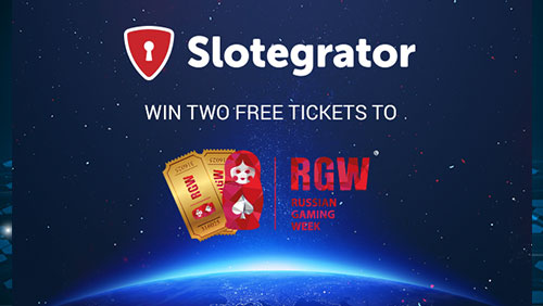 Giveaway: two tickets to RGW Moscow from Slotegrator